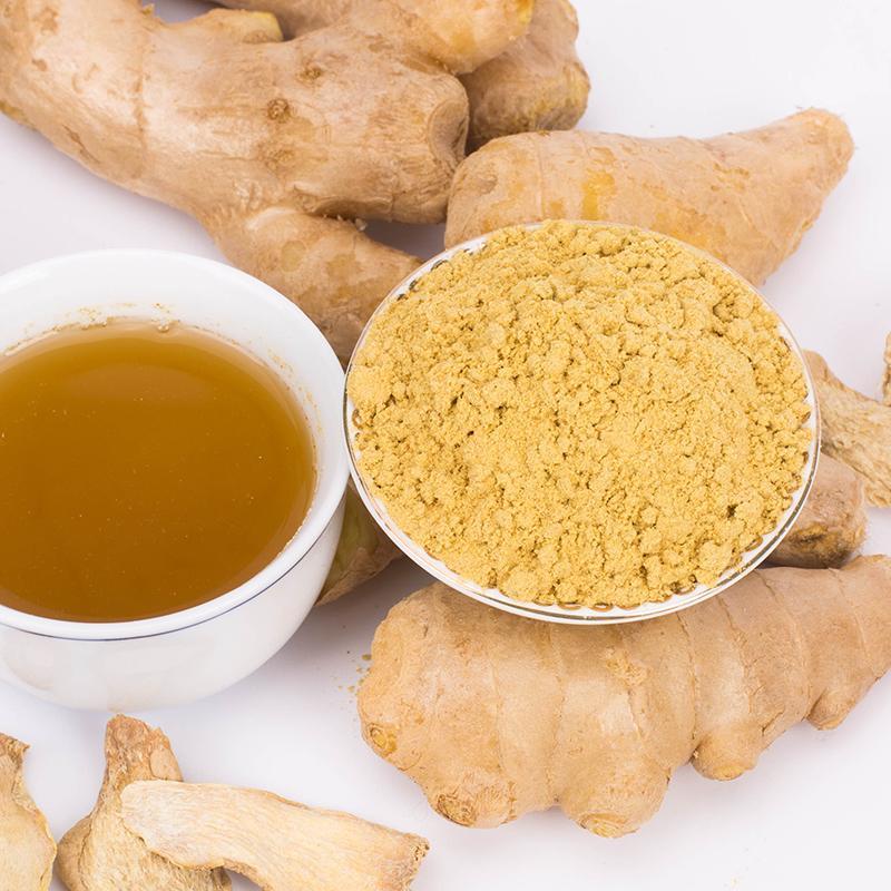 姜粉怎么喝效果好,姜粉的功效与作用禁忌!